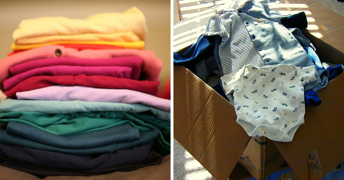 Recycling 101: 4 Important Things To Keep in Mind Before Donating Your Clothes