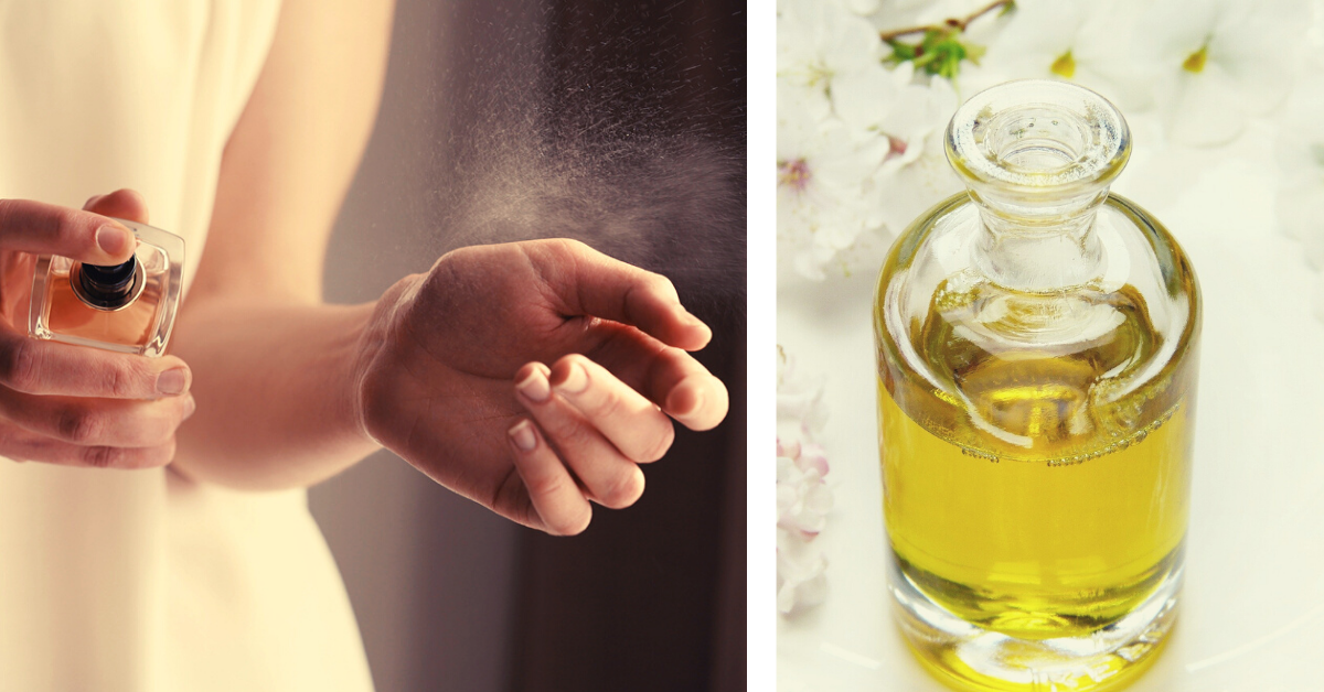 Make Your Own Low-Cost Natural Perfume At Home: 4 Easy Steps