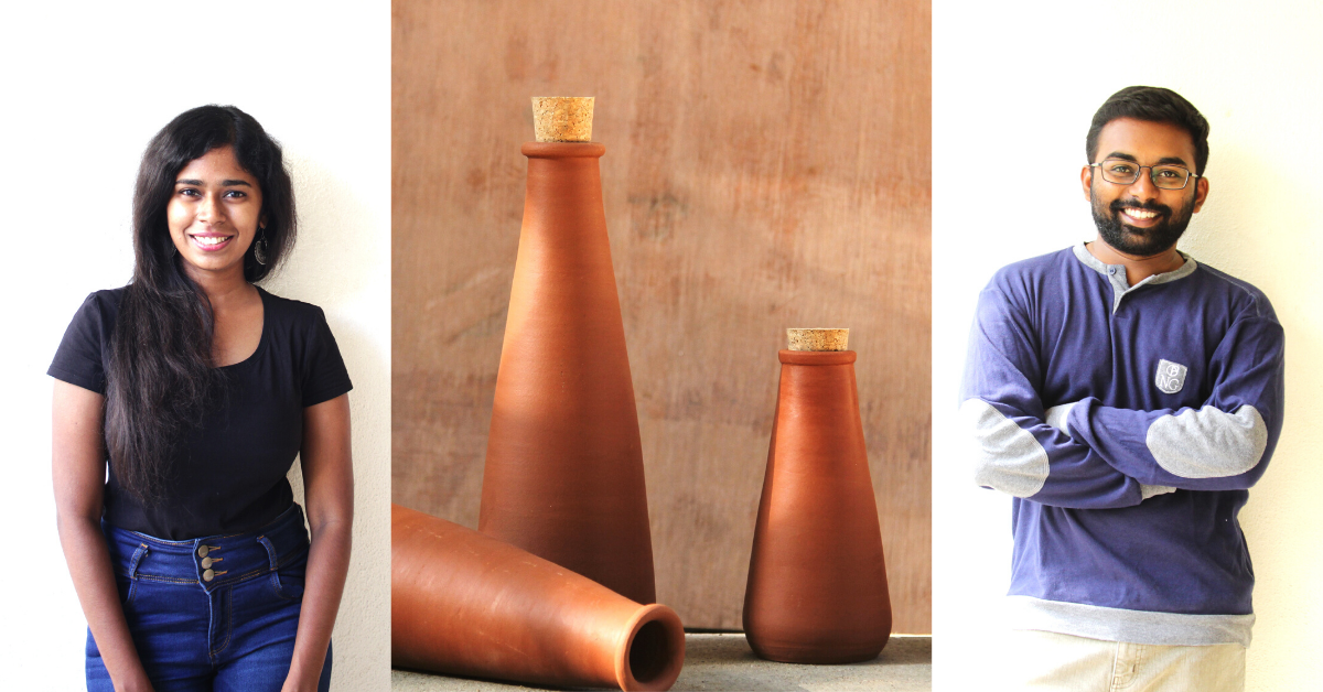 Architect Duo Revamps Traditional Clay With Modern Designs & Utility