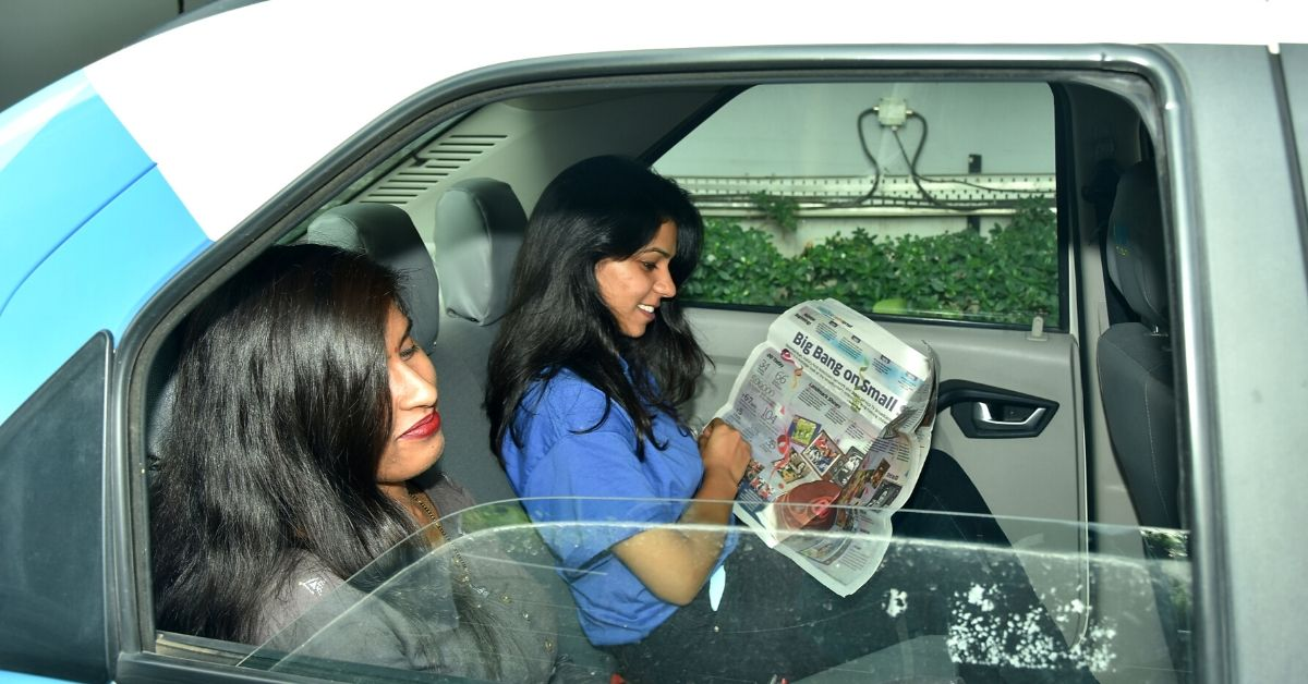 Going the Green Mile: This Delhi Startup Provides Electric Cabs at Minimal Rates