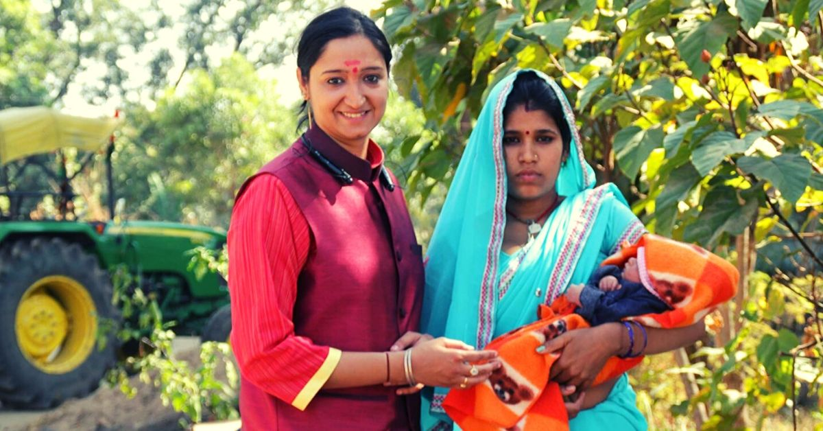This Iron-Willed Sarpanch Returned From the US to Transform Villages in India!
