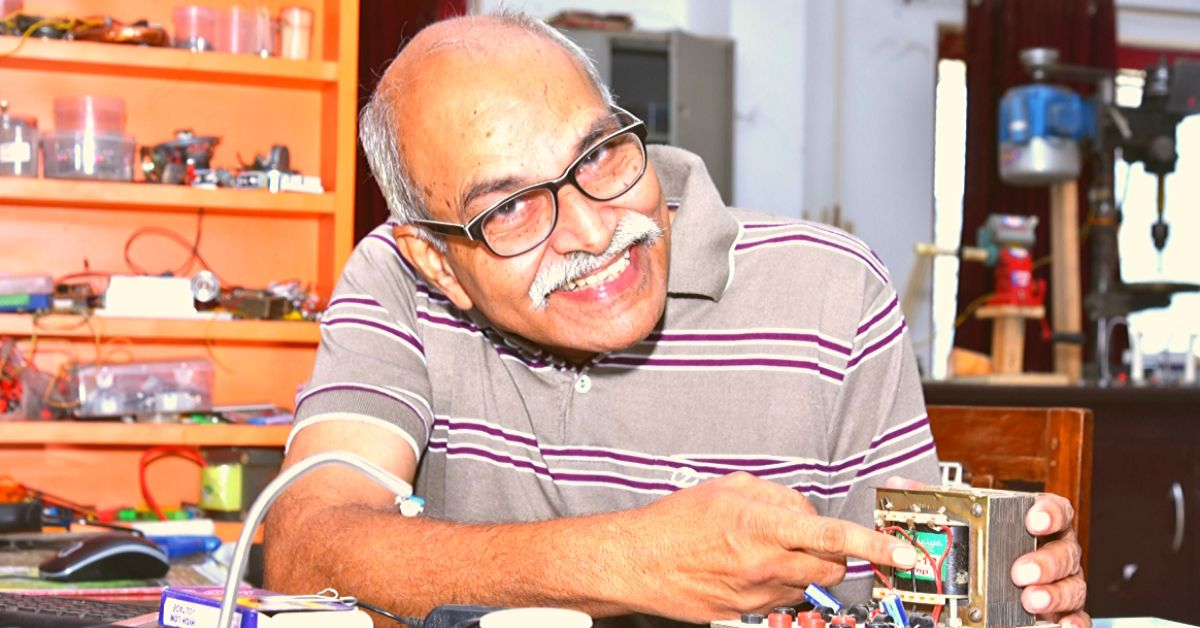 From Struggling to Pass to a Padma Shri: H C Verma, the Man Who Taught India Physics