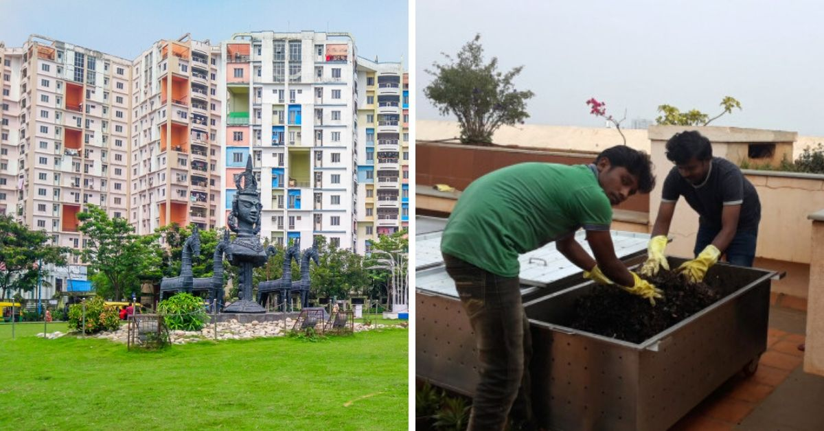 Experts Answer: How 100+ Families Living In a Gated Complex Can Compost Their Waste
