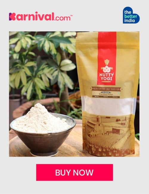 coconut flour recipe
