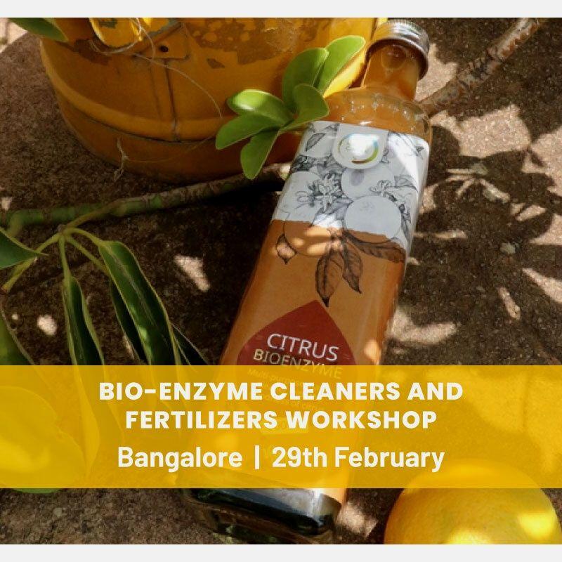 bengaluru bioenzyme workshop
