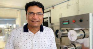 Sandip Patil Nanotech