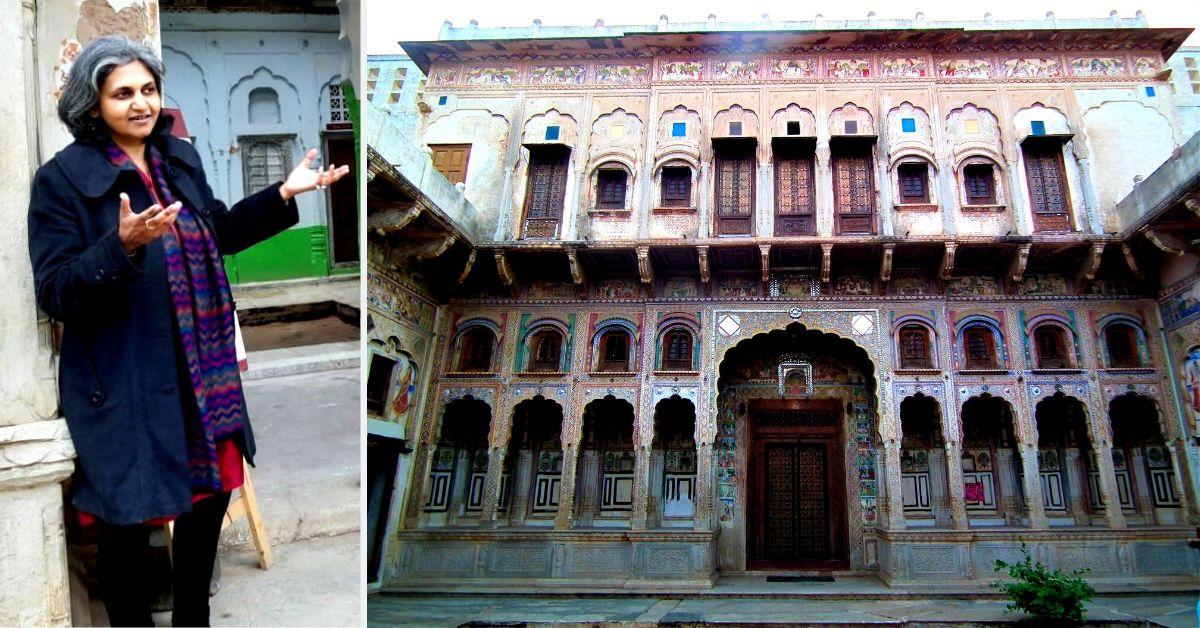 In Photos: One Architect Saving Rajasthan's Hauntingly Beautiful Shekhawati Havelis
