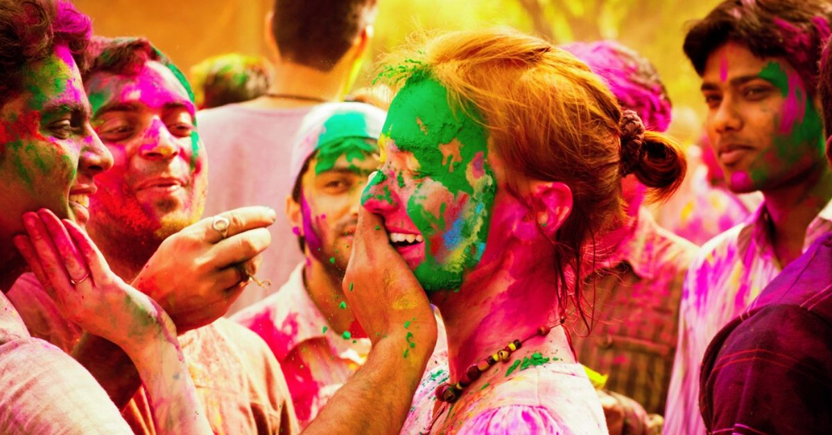 Celebrate Holi With a Bang! All-Natural Solutions That Keep Your Skin & Hair Safe