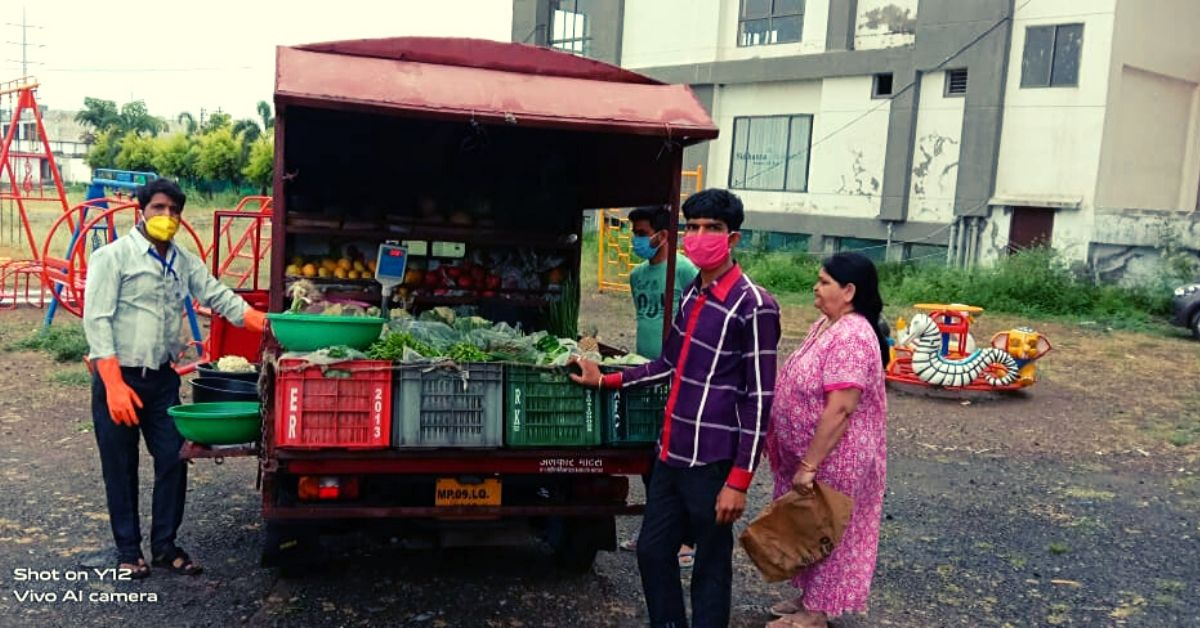 COVID-19: 8 Municipal Corporations Delivering Veggies, Groceries To Doorsteps