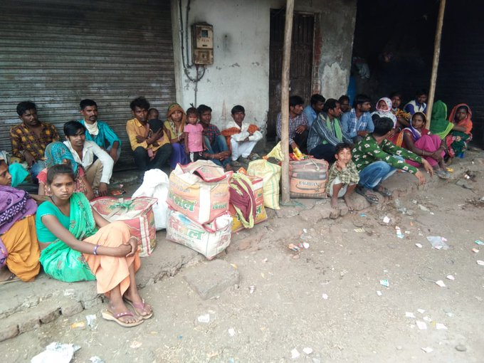 Daily wage workers covid-19