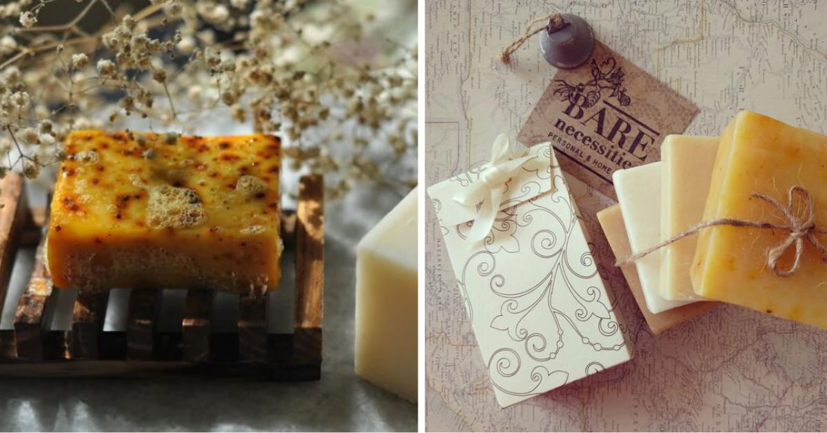 All In One: 4 Natural Soaps That Double Up As Perfect Exfoliating Scrubs!