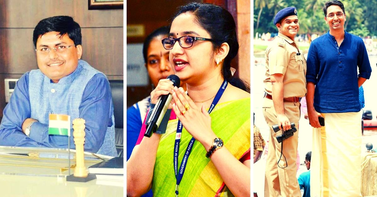 Free Masks & Salary Donations: 5 IAS Officers Going the Extra Mile Against COVID-19