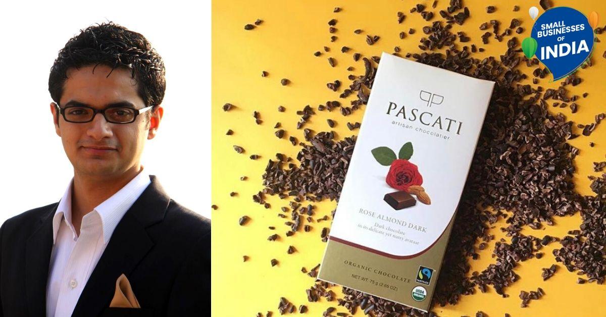 Mumbai Man's Game-Changing Idea Got India it's First 'Certified Organic' Chocolates
