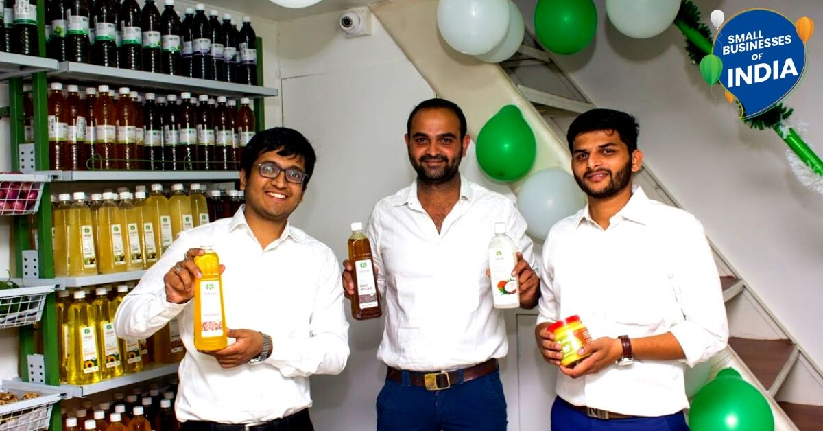 One Meeting Inspired Duo To Create Amazing Organic Products From Over 8000 Farmers