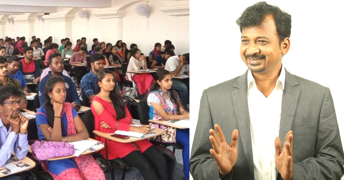 For Low Fees, This Ex-IAS Officer Has Helped Over 300 Students Become Officers