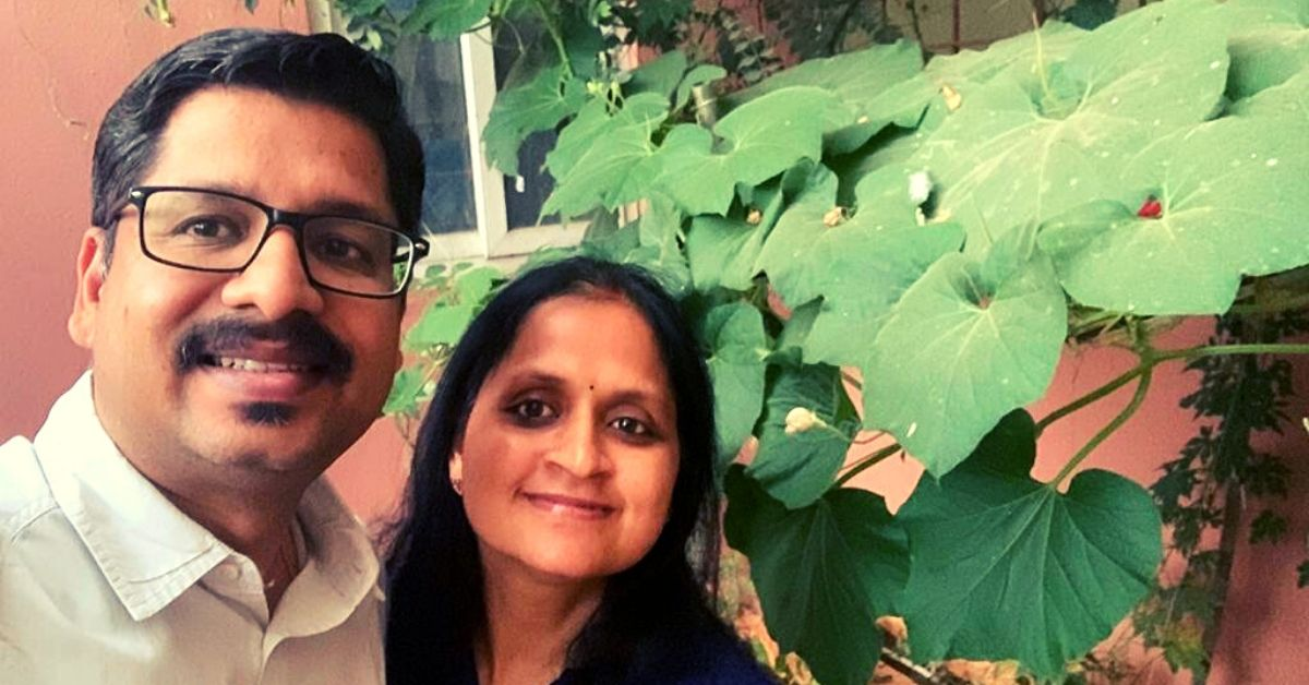 Zero Waste in 3 Years, 50 Organic Veggies Grown at Home: B'luru Couple Shows How