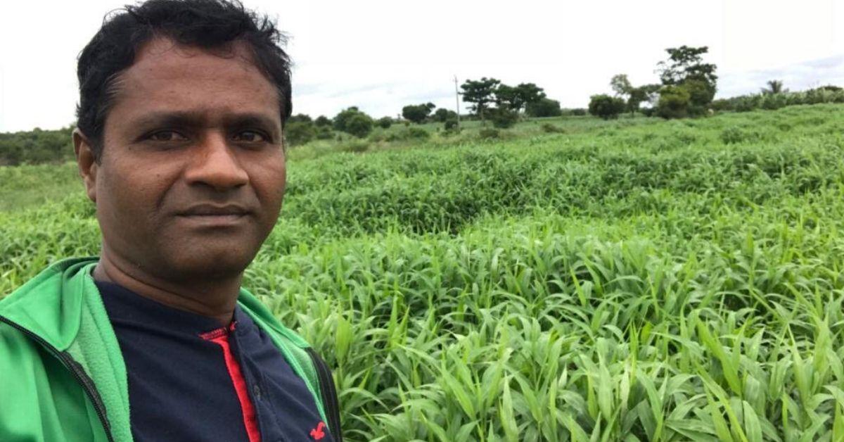 IT Engineer Leaves US Job to Turn Organic Farmer, Uses 50% Less Water & Earns Lakhs