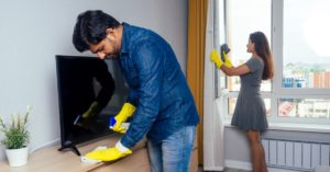 coronavirus cleaning hacks