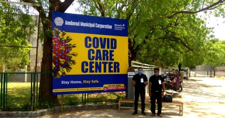 IAS Officer Explains How Ahmedabad Built India's Largest Coronavirus Care Facility