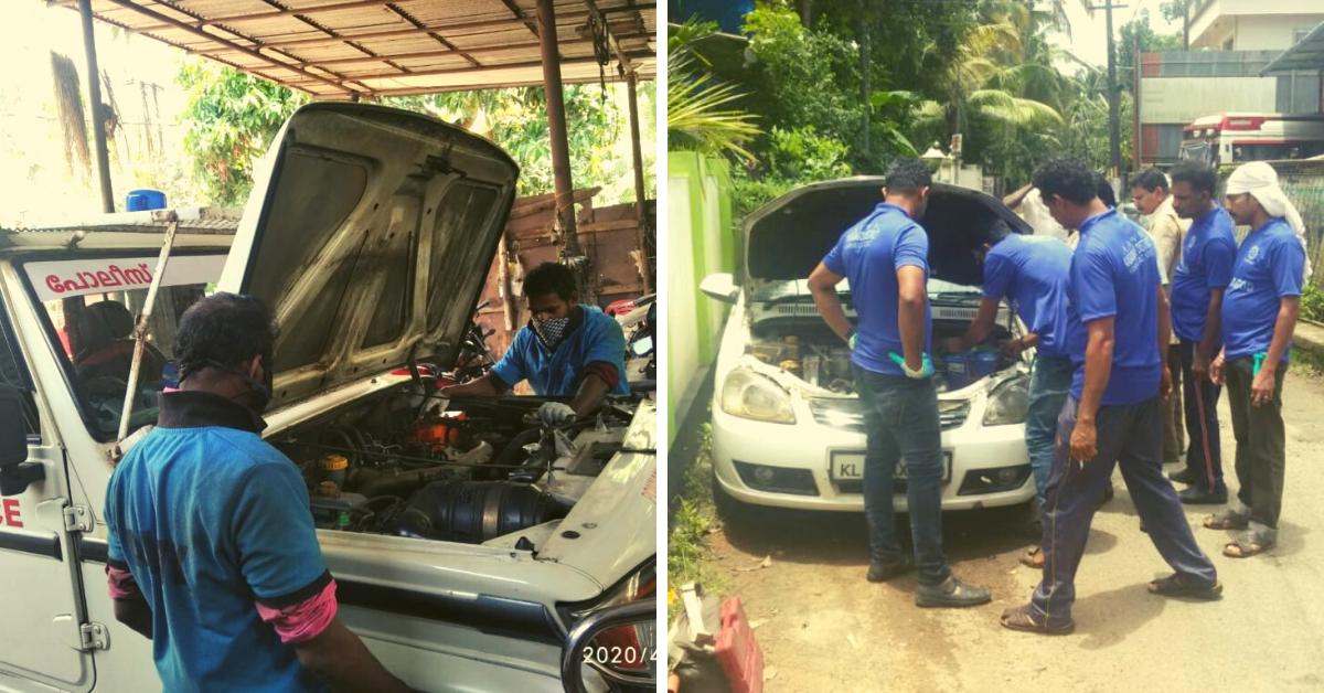 #CoronaWarriors: Kerala Mechanics Set Up Lockdown Helpline For Emergency Vehicles