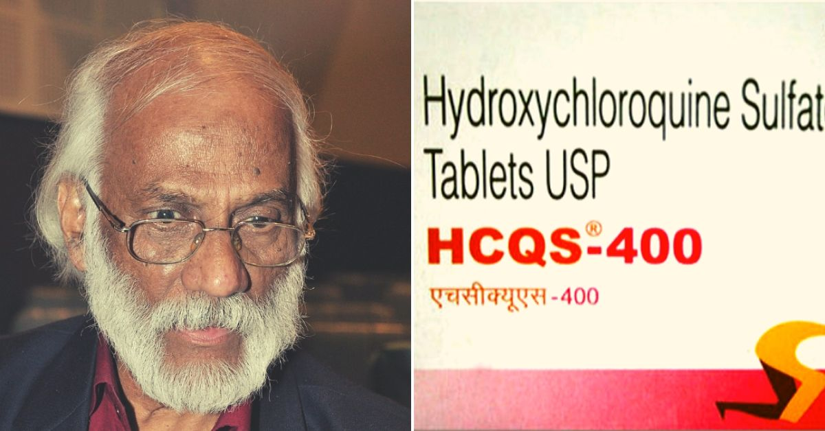 Hydroxychloroquine the Answer to COVID-19? Ex-IISc Director & Malaria Expert Answers