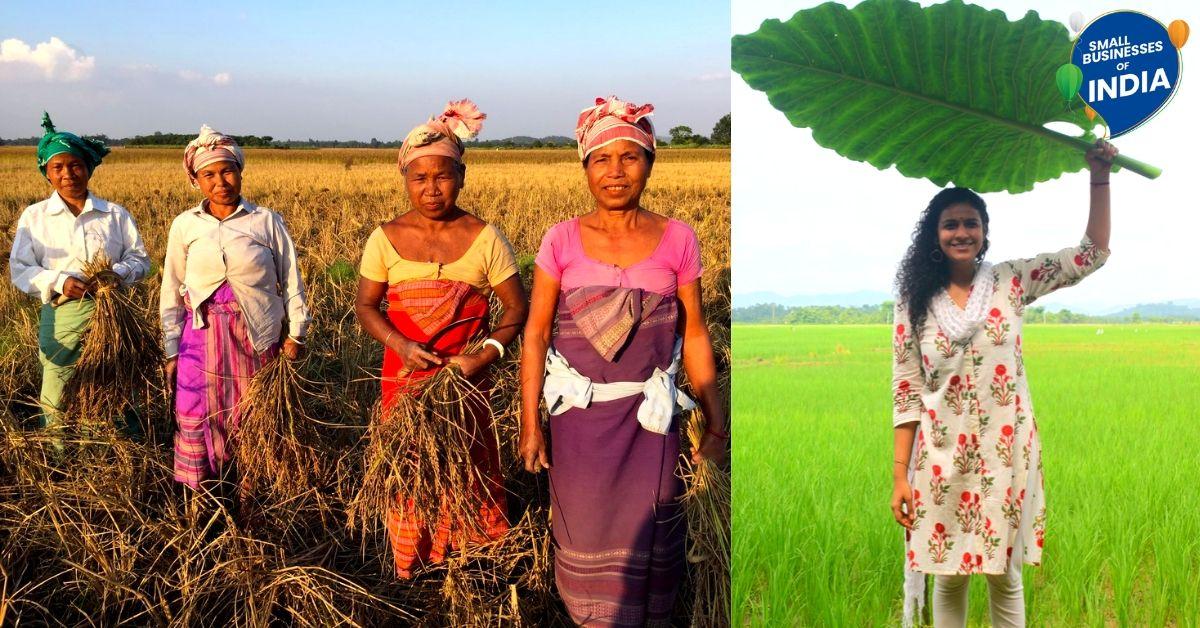 Mumbai Woman's Startup Sells 300+ Organic Foods From 10,000+ Farmers!