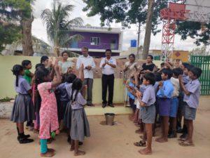 hygiene education sikshana