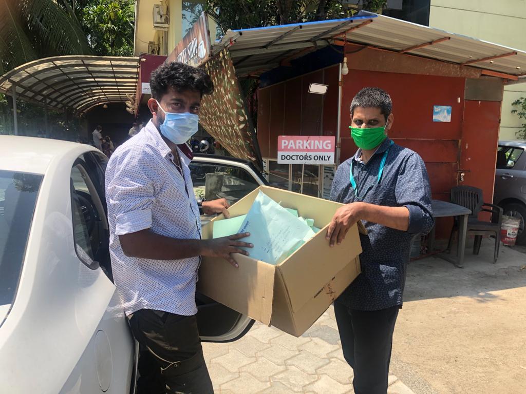 kerala emergency medicine delivery