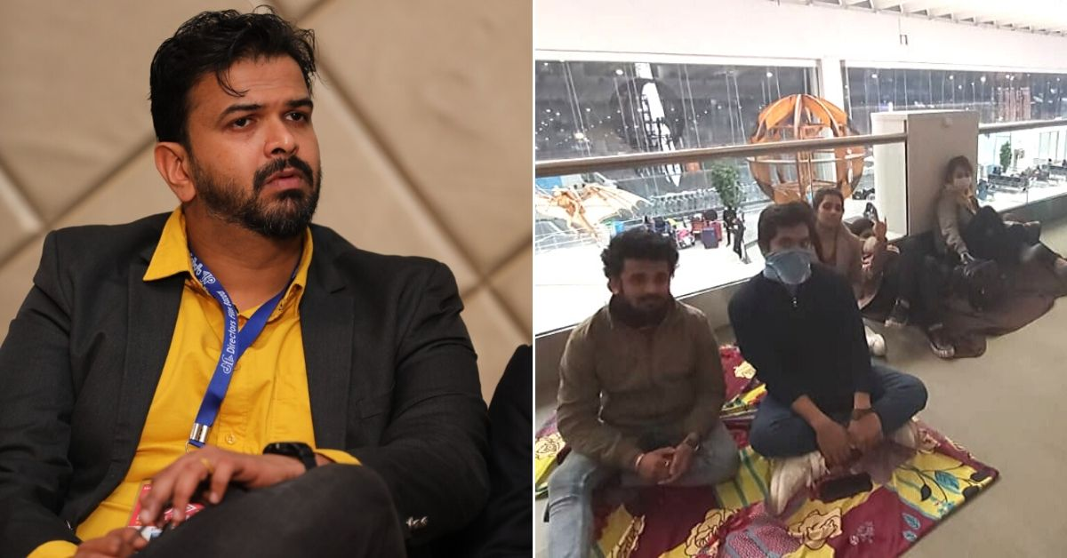 Moved by Video, Kerala Man Rescues 14 Indian Students Stuck in Rome Without Food