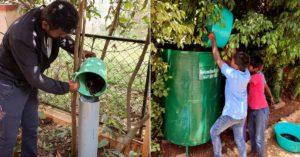 home compost lockdown