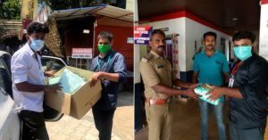 kerala emergency medicine delivery