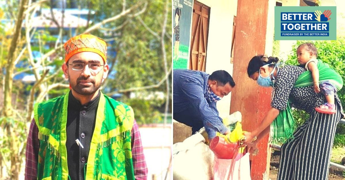 Meghalaya IAS Officer is Ensuring No Daily Wager, Migrant Worker Goes Hungry in His District