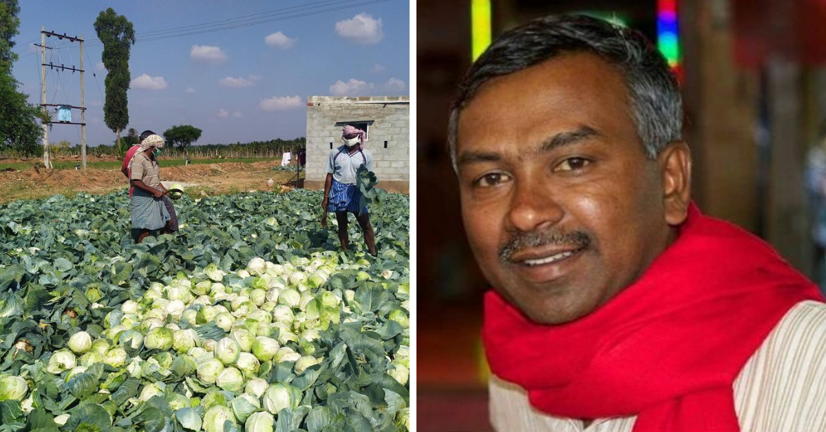 People Helped This Farmer Sell His Produce Amid Lockdown In the Most Heartwarming Way!