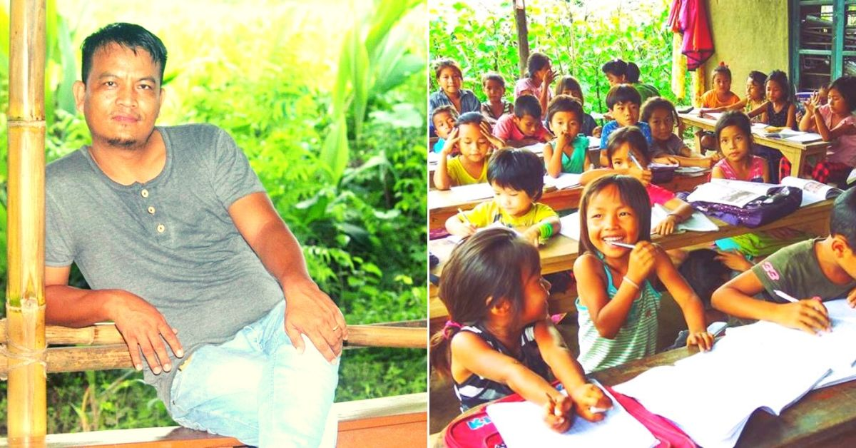 Pens Before Guns: Braving Threats, Manipur Man Guides 5K Youth Away from Militancy