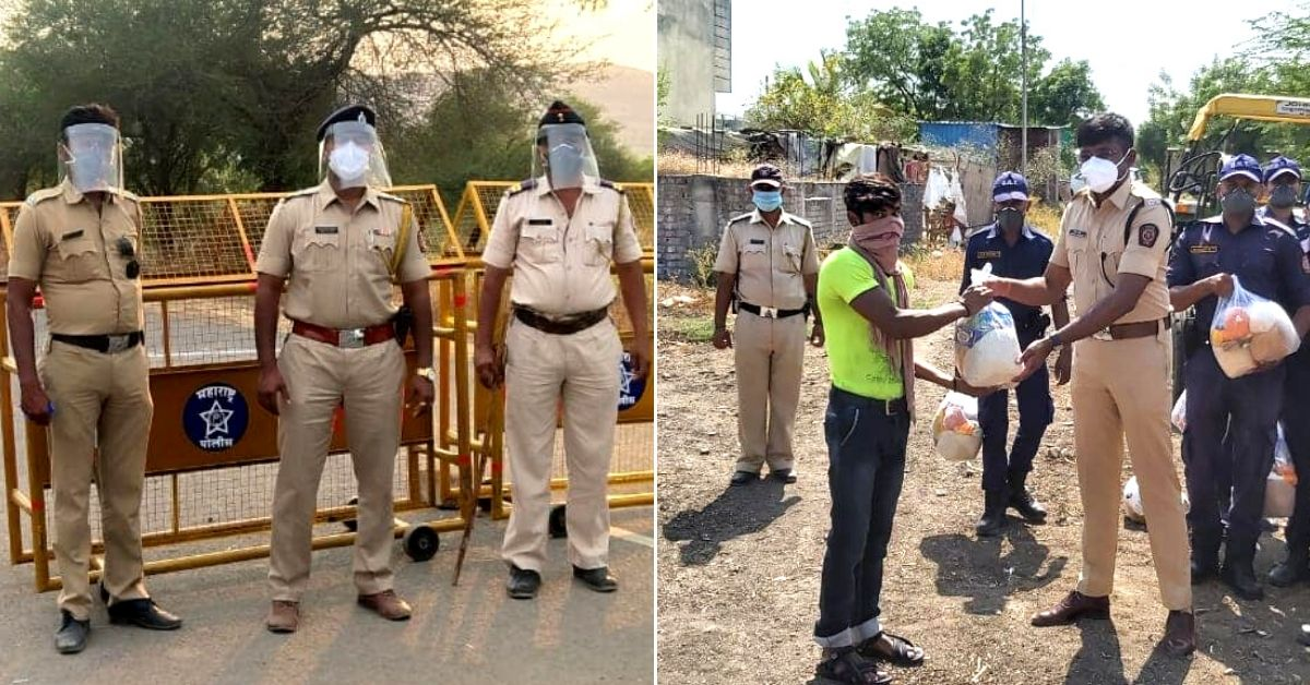 2 Months & 0 Active Cases: How Beed Police Kept the District Safe from COVID-19