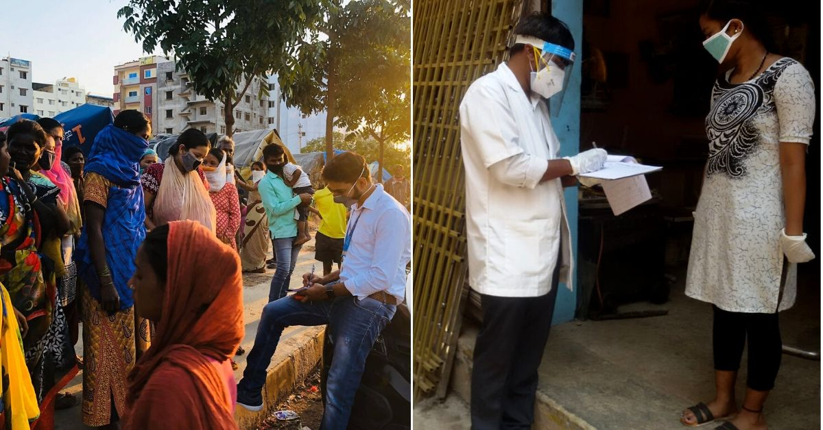 23 Bengaluru Doctors Leave Private Practice, Help BBMP Screen 14K Workers for Covid-19