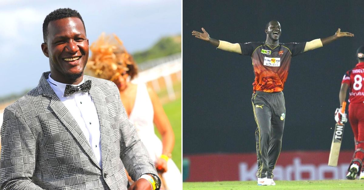 Opinion: Cricketer Darren Sammy is Right, Calling Someone 'Kalu' is Not Ok