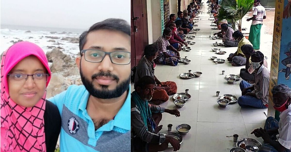 Erode Couple Shelters 80 Homeless People, Helps Over 50 of Them Set up a Business