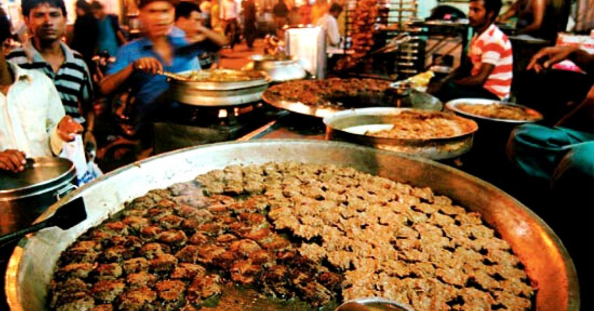 How One-Armed Chefs & Toothless Nawabs Gave India Its Beloved Kebabs