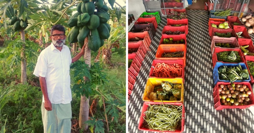 One Man's Effort is Helping Farmers of 3 States Sell Organic Veggies to 3,800 Families!