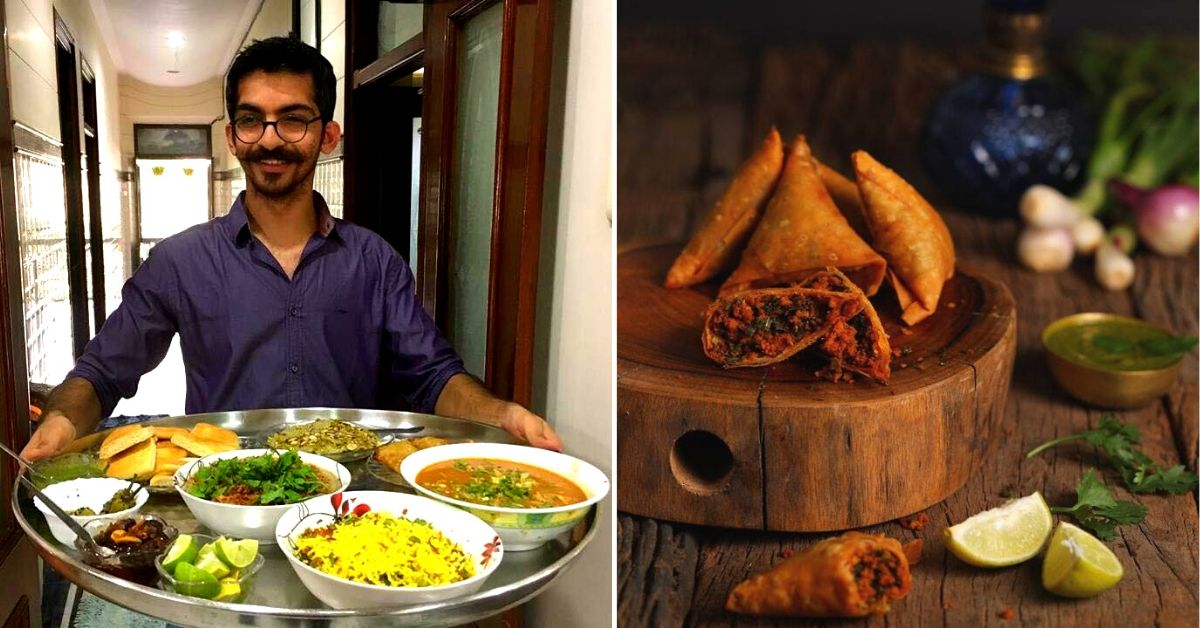 He Quit Google to Sell Samosas. Today, His Fans Include Movie Stars!