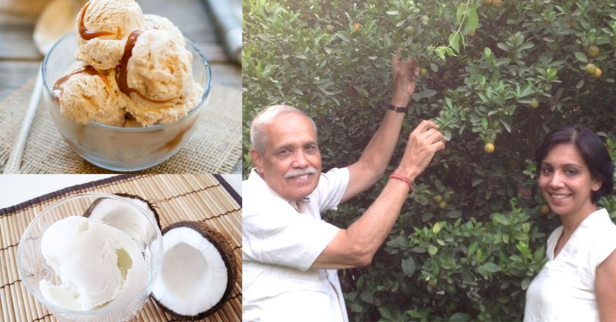 How to Earn Money By Making All-Natural Ice Cream at Home? Ask This 72-YO Entrepreneur!