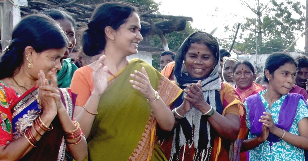 This Dynamic IAS Officer Has a Village Named in Her Honour. Here's Why!