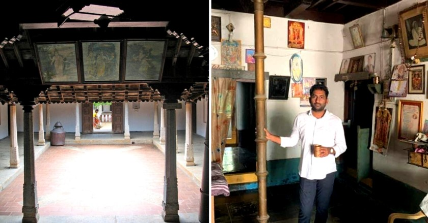 Why Do Traditional Andhra Homes Have Copper Pillars? The Reason Is Ingenious