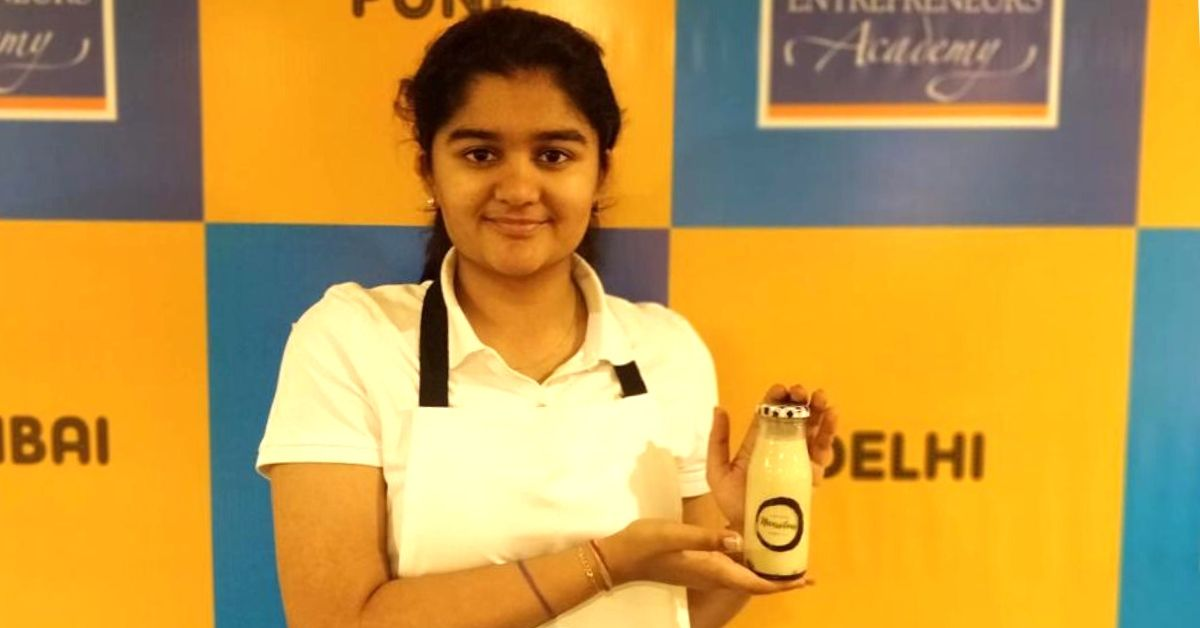 This 16 YO Girl Runs a Full-Fledged Bubble Tea Business From Home