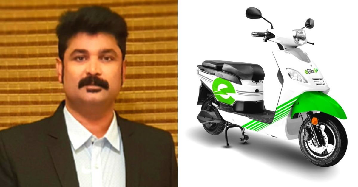 Startup's Subscription Model Lets You Ride an Electric Scooter For Rs 3,600/Month