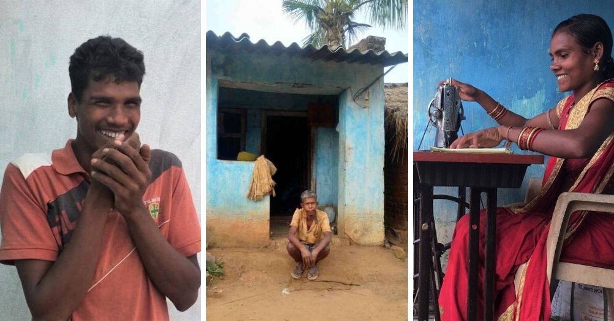 In Pics: Meet These Odisha Migrants To See The True Face of The Lockdown