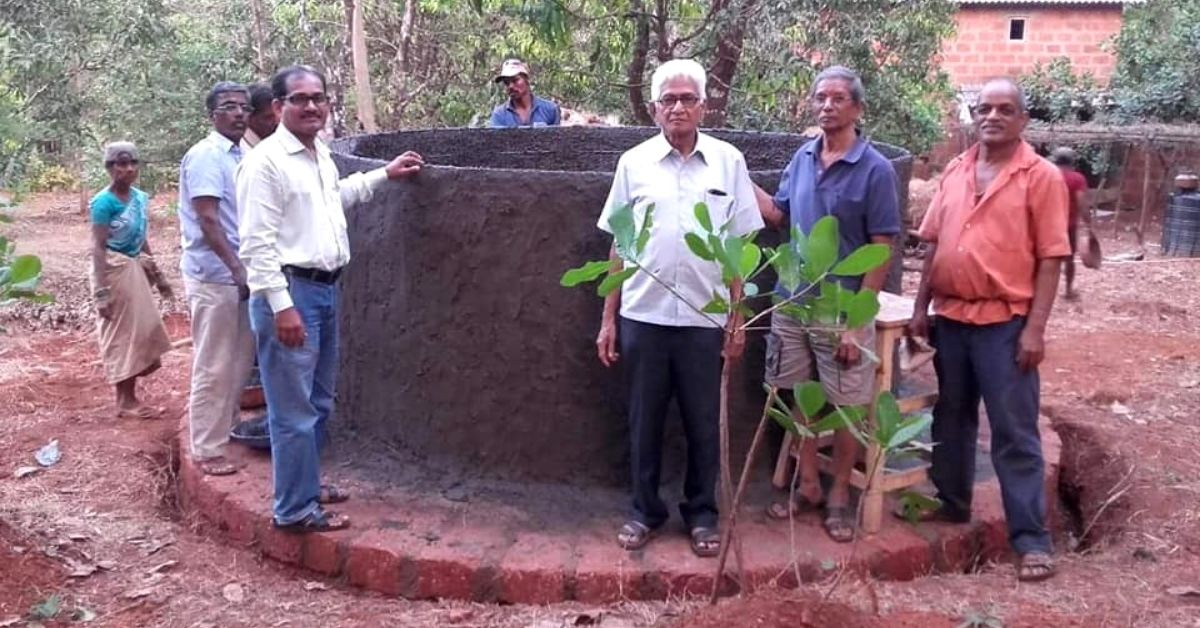 72-YO Engineer Is a Hero for 350+ Farmers in 17 Maharashtra Districts. Here's Why
