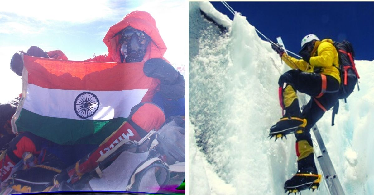 I Ran Out of Oxygen at 27,000 Ft on Everest & Kindness Helped Me Survive: IPS Officer