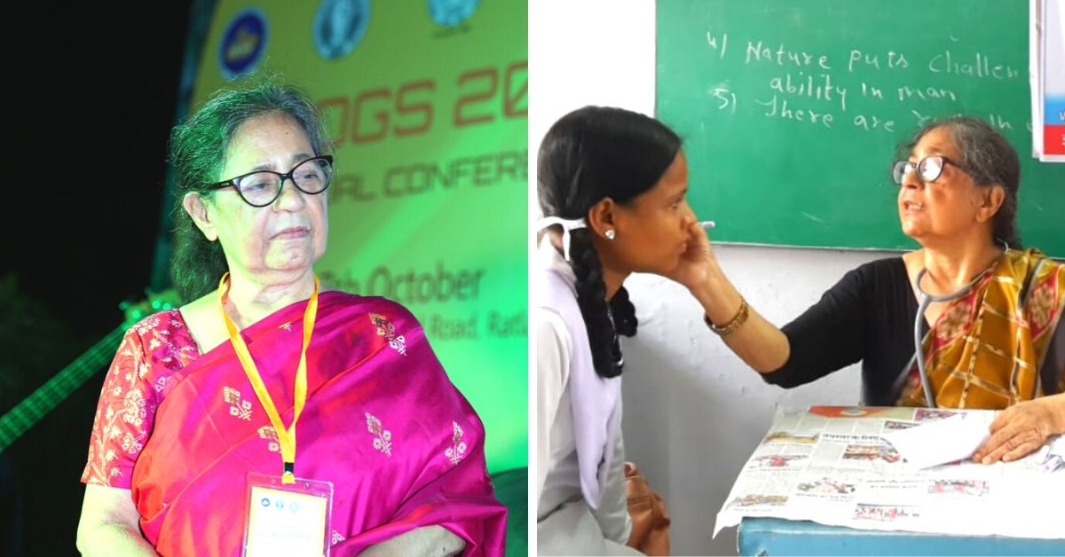 This 82-YO Doctor Single-handedly Reduced an MP District's Maternal Mortality Rate